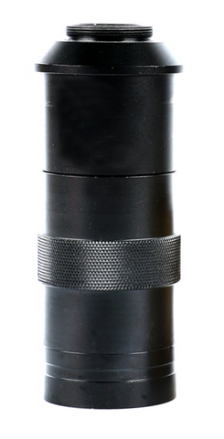 C Mount Lens Glass Magnification Eyepiece