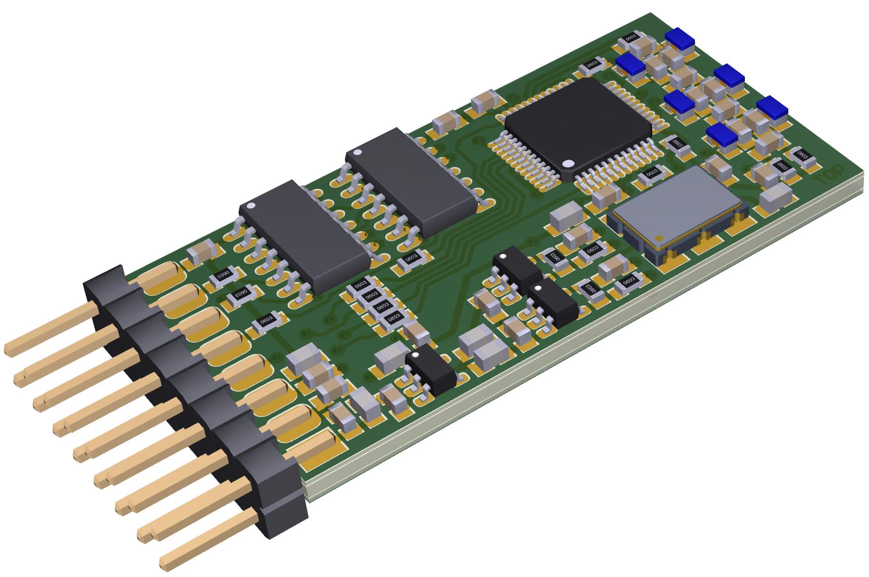 DDS9952-module-3D-sideling