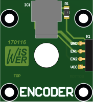 Encoder Board - 3D Thumbnail