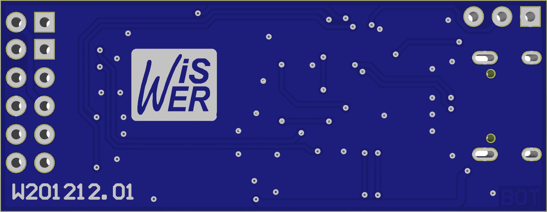 STLINK PCB Screenshot BOT