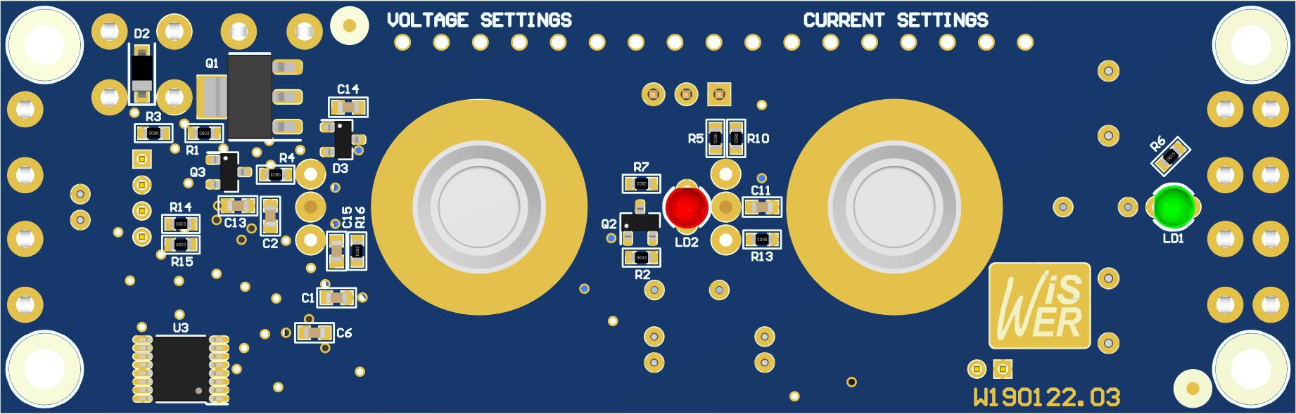 W190122.03 PCB 3D BOT