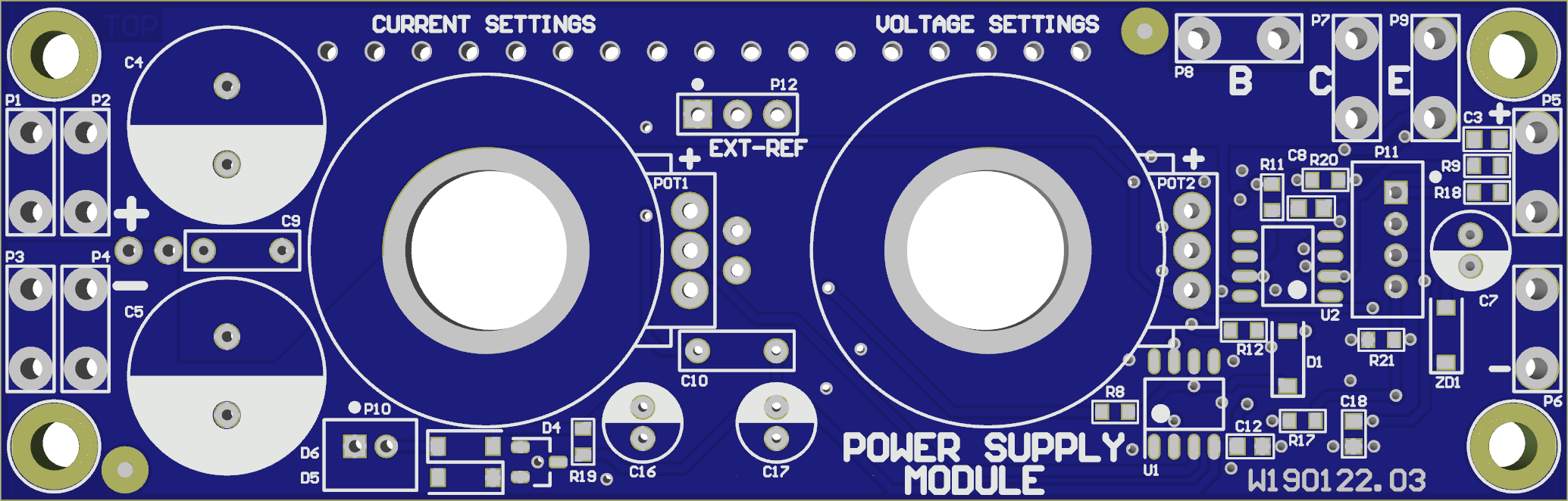 W190122.03 PCB Screenshot TOP