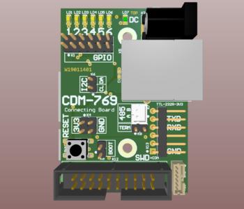 CDM-769 CB 3D Top