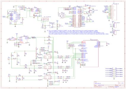 NanoVNA-H V3.4.1 Sch